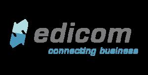 logo edicom connecting business